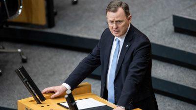 Ramelow will Polizei-Zugriff auf Gästelisten staatlich verbieten – Thüringen macht den Anfang