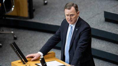 """Ramelow: Handschlag für Höcke erst, wenn dieser """"die Demokratie verteidigt"""""""