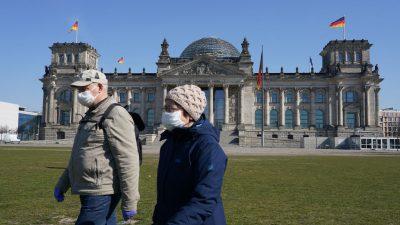 """Bundestag ruft """"epidemische Lage von nationaler Tragweite"""" aus – Infektionsschutzgesetz erweitert Kompetenzen des Bundes"""