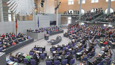 Oppermann erklärt Wahlrechtsreform für gescheitert – Bundestag hält Aktuelle Stunde