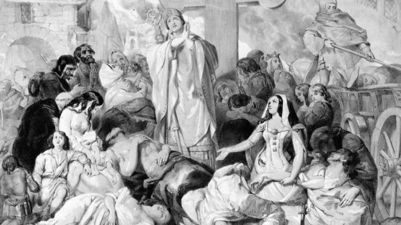 Christen sind sich uneins: Ist die Corona-Pandemie eine Strafe Gottes?