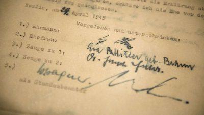 """Antisemitismus-Beauftragter: Vortrag über Eva Braun in Braunschweig ist """"völlig geschichtsvergessen"""""""