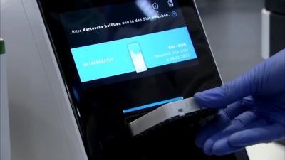 Bosch bringt Schnelltestgerät für Corona auf den Markt