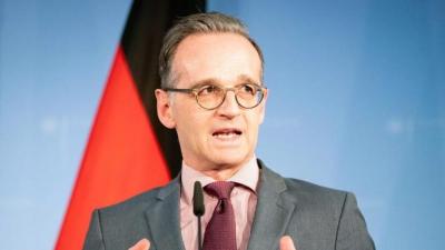 Außenminister Maas will Corona-Bonds nicht ausschließen