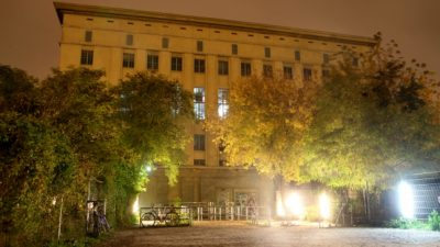 Berliner Techno-Clubs schließen wegen Coronavirus