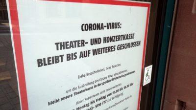 Umfrage: Deutsche wegen Corona-Krise so pessimistisch wie noch nie seit 1950