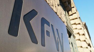 Zahl der Anträge auf KfW-Notkredite steigt rasant – KfW kann erst ab 14. April auszahlen