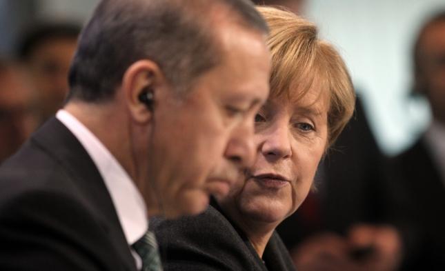 Merkel und Draghi wollen Flüchtlingsabkommen mit Erdogan neu verhandeln