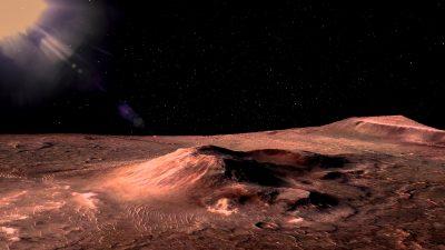 Mars-Mission: Seismische Aktivität und Magnetfeld viel stärker als erwartet
