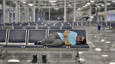 Auswirkungen vom Coronavirus auf Flugindustrie verheerend – Bundesregierung will Flug-Regelungen aussetzen