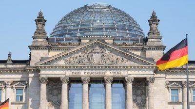 Unbekannte verüben Brandanschlag auf Berliner Reichstagsgebäude – Mutmaßliche Täterin stellt sich