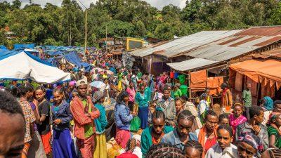 China, Corona, die WHO und die Tigray-Problematik in Äthiopien