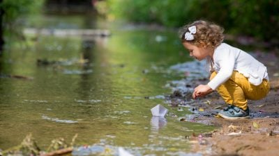 Sonntagsmärchen: Eine Kindergeschichte
