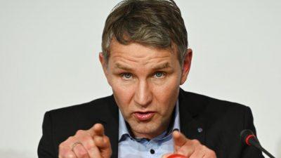 Thüringen: Wahl Ramelows am Mittwoch bleibt ungewiss – Höcke könnte Etablierte erneut vorführen