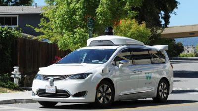 Roboterwagen-Firma Waymo holt sich Milliarden-Finanzspritze von Investoren