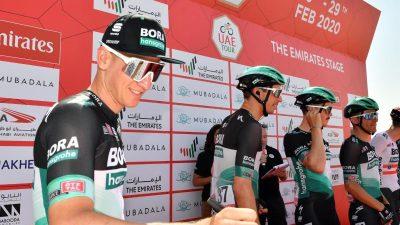 «Wie Pestopfer»: Radteam Cofidis sitzt in Abu Dhabi fest