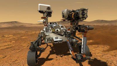 """Mars: Organische Moleküle deuten auf frühes Leben hin – Neuer Rover """"Perseverance"""" soll es beweisen"""