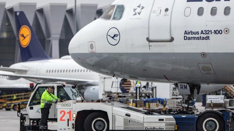 Airbus Kurzarbeit
