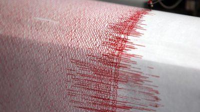 Erdbeben der Stärke 5,5 erschüttert Osten der Türkei
