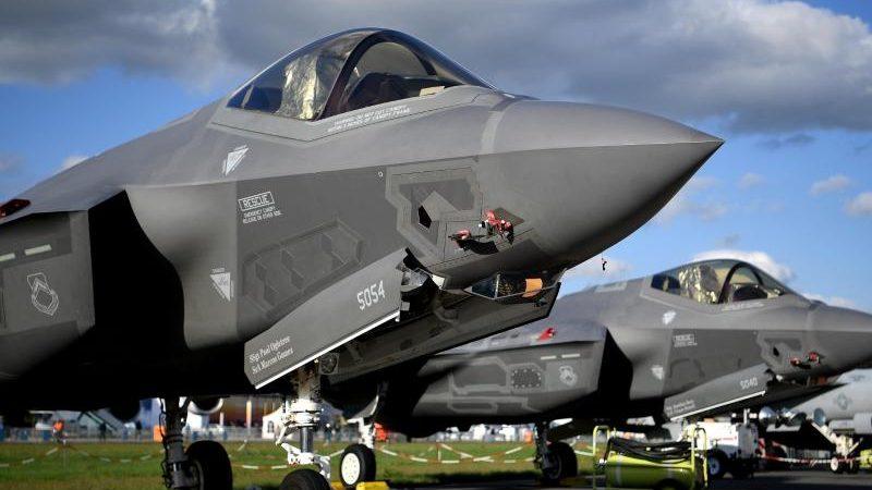 USA planen Verkauf von hochmodernen Kampfjets an Emirate