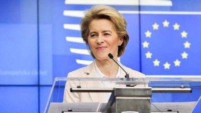 EU: Gemeinsame Linie geplant – 25 Milliarden Euro sollen Wirtschaft gegen Virus helfen