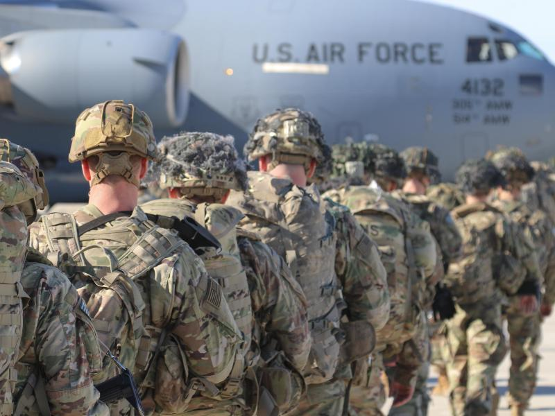 USA wollen letzte verbliebene Kampftruppen aus Irak abziehen