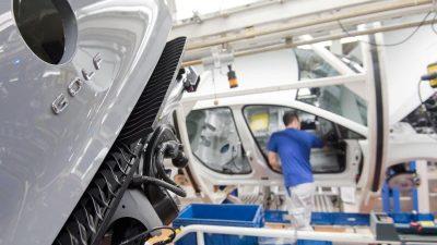 VW-Betriebsratschef: Golf-8-Anlauf ist völlig missraten