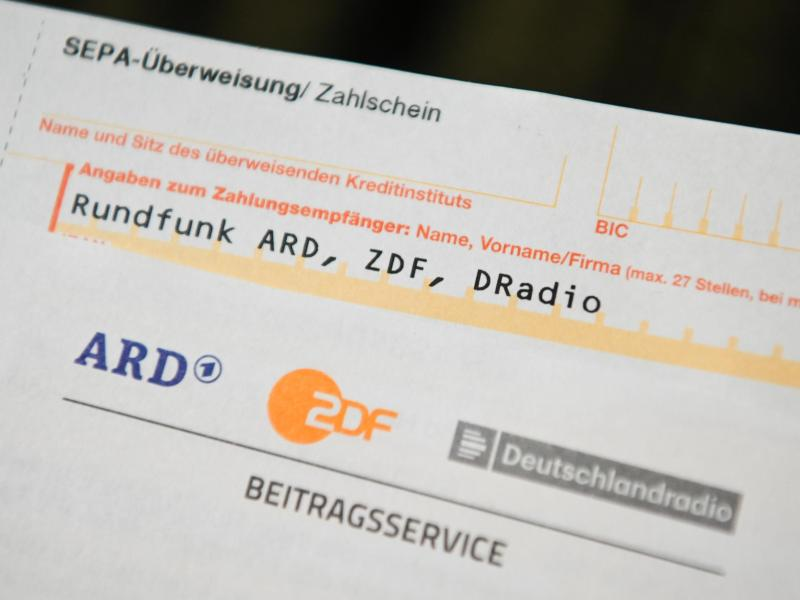 GEZ-Gebühren stoppen: 73 Prozent für CDU + AfD