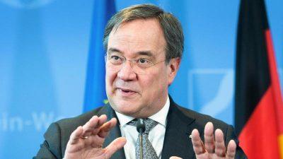 Laschet: Epidemie-Gesetz in NRW nicht ohne Oppositions-Zustimmung