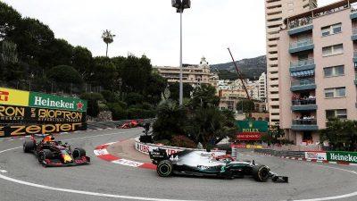 Formel 1 verschiebt auch die Rennen im Mai