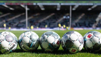 Sicherheitsabstand auf dem Fußballplatz führt zu 0 : 37-Niederlage
