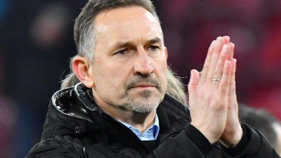 Mainz-Trainer Beierlorzer: «Die Situation ist befremdlich»