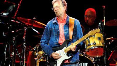 Musik als Rettungsanker: Eric Clapton wird 75