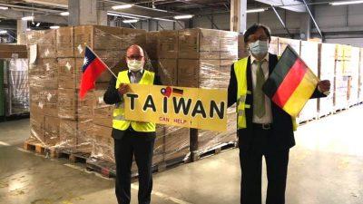 Nach Kritik: Spahn dankt taiwanesischem Gesundheitsminister für Maskenspende