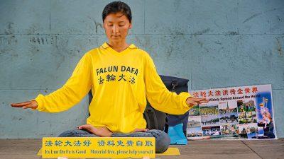 Chinas Regime nutzt die Pandemie aus, um Falun Gong zu verleumden