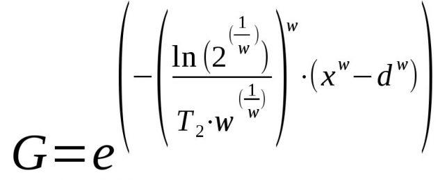 Formel G zur COVID-19 Statistik