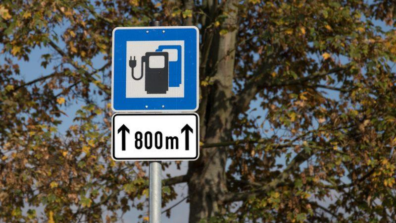 Bald möglich: elektrische Ladestraße voraus