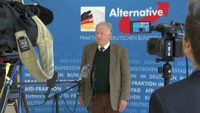 Gauland zu Merkel: Konkrete Aussichten auf Lockerungen fehlen