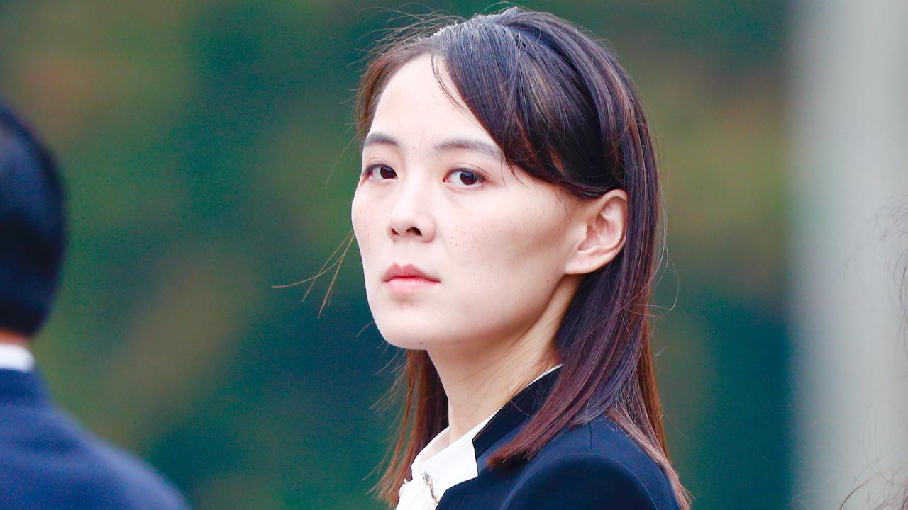 Nordkorea: Kims Schwester droht USA und Südkorea