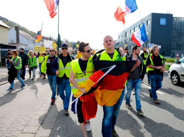 Einreise Von Frankreich Nach Deutschland