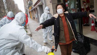 Peking und das Virus: Quarantäne in Hotels und streng geheime Listen