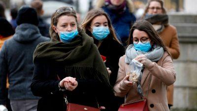Griechenland und Zypern verschärfen Maskenpflicht