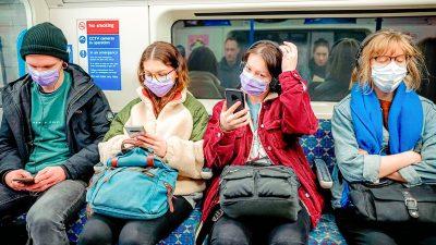 Dänemark empfiehlt nun doch Schutzmasken in öffentlichen Verkehrsmitteln