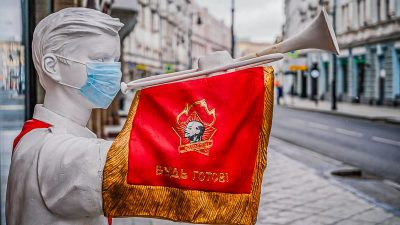 Corona-Pandemie in Russland: Grenzschließung, Quarantäne, hohe Geldstrafen – In Moskau spitzt sich die Lage zu