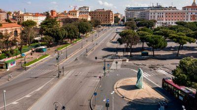 Italien: Corona-Krise reißt alte Wunden auf