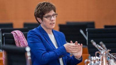 CDU kritisiert Landesverband für Wahl Borchardts zur Landesverfassungsrichterin