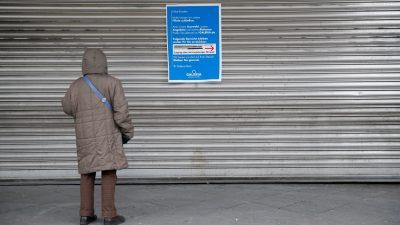 """Mr. Dax warnt vor wirtschaftlicher """"Kernschmelze"""": Kein lebender Finanzmann hat so etwas je mitgemacht"""