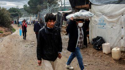Corona-Pandemie im Newsticker 3. Mai: Italien: Nur noch 174 Todesfälle – Infektionsschutz: Griechenland verlegt Migranten auf Festland