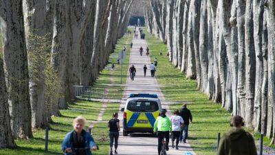 """Polizeigewerkschaft wirft Stadt Stuttgart vor: """"Kann nicht sein, dass sich die Polizei zum Affen macht"""""""