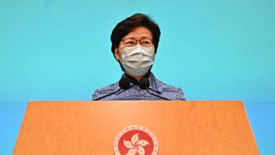 """China erklärt pro-demokratische Vorwahlen von Hongkong für """"illegal"""" – Lam kündigt Untersuchung an"""